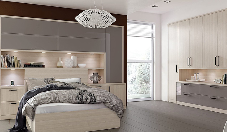 Elegance, comfort and storage combined
