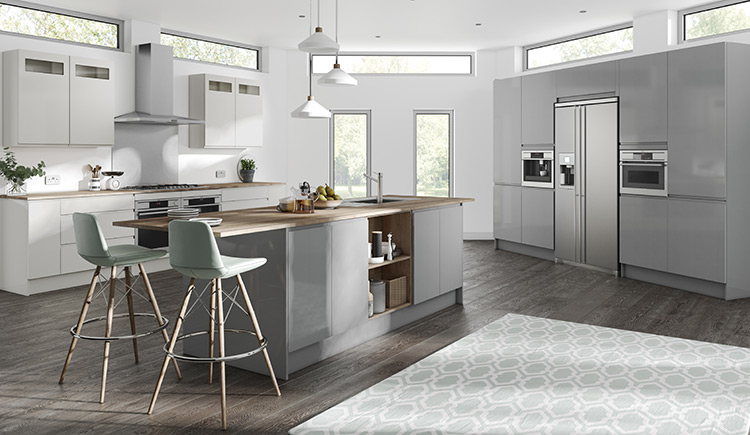 Quality kitchens across a wide range of styles