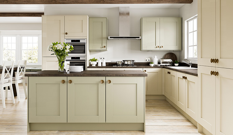 A new kitchen styled just for you